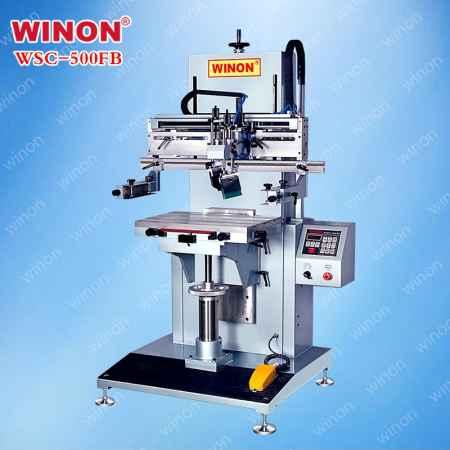 500平面丝印机