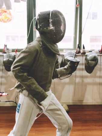 儿童击剑培训