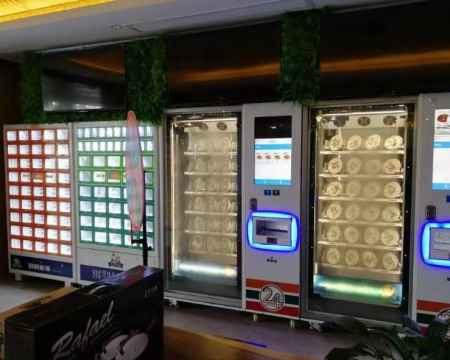 福建智能餐饮快餐柜销售