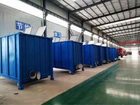 池塘岸基集装箱养殖系统/养鱼集装箱