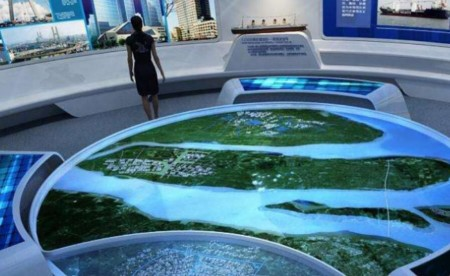 北京科技馆设计