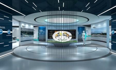 北京数字展厅设计