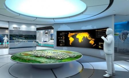北京科技展厅搭建