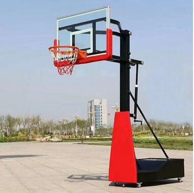 儿童升降移动篮球架