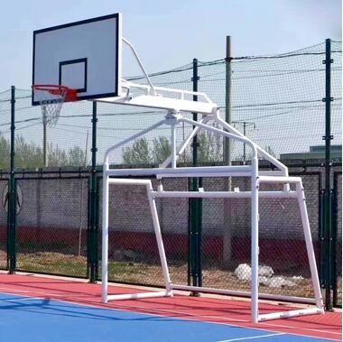 足球门篮球组合架