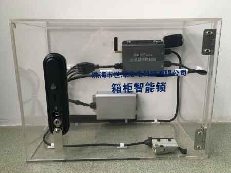光交箱智能锁安装