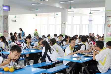 广西桂林食堂托管
