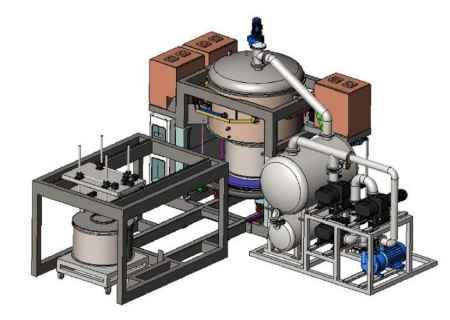 特殊材料脱水脱氧还原反应烧结真空炉