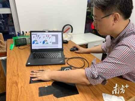 深圳压力分布测量仪