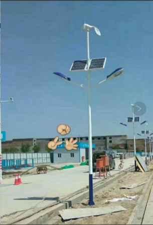 太阳能风光互补路灯生产制造厂家